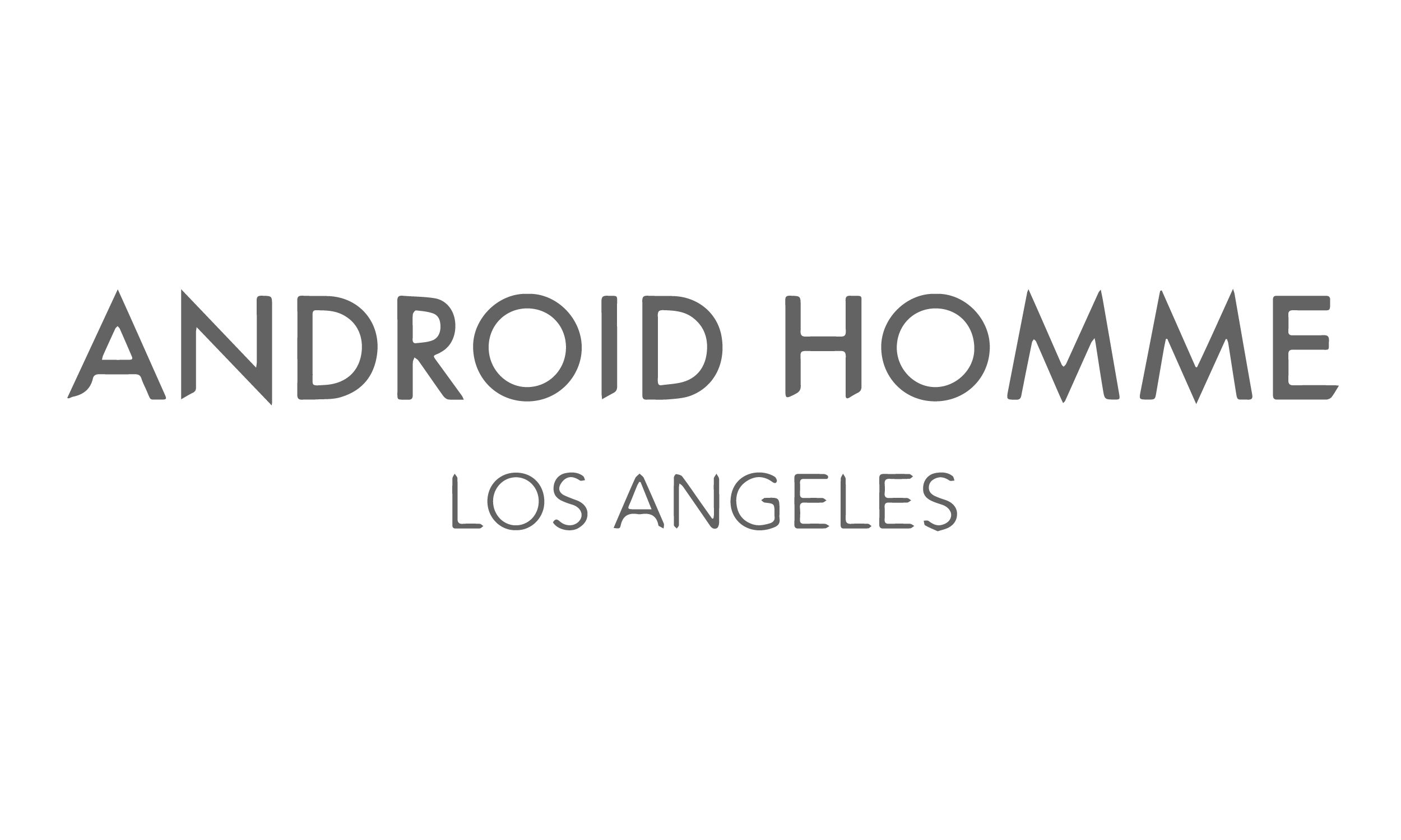 Android Homme Logo