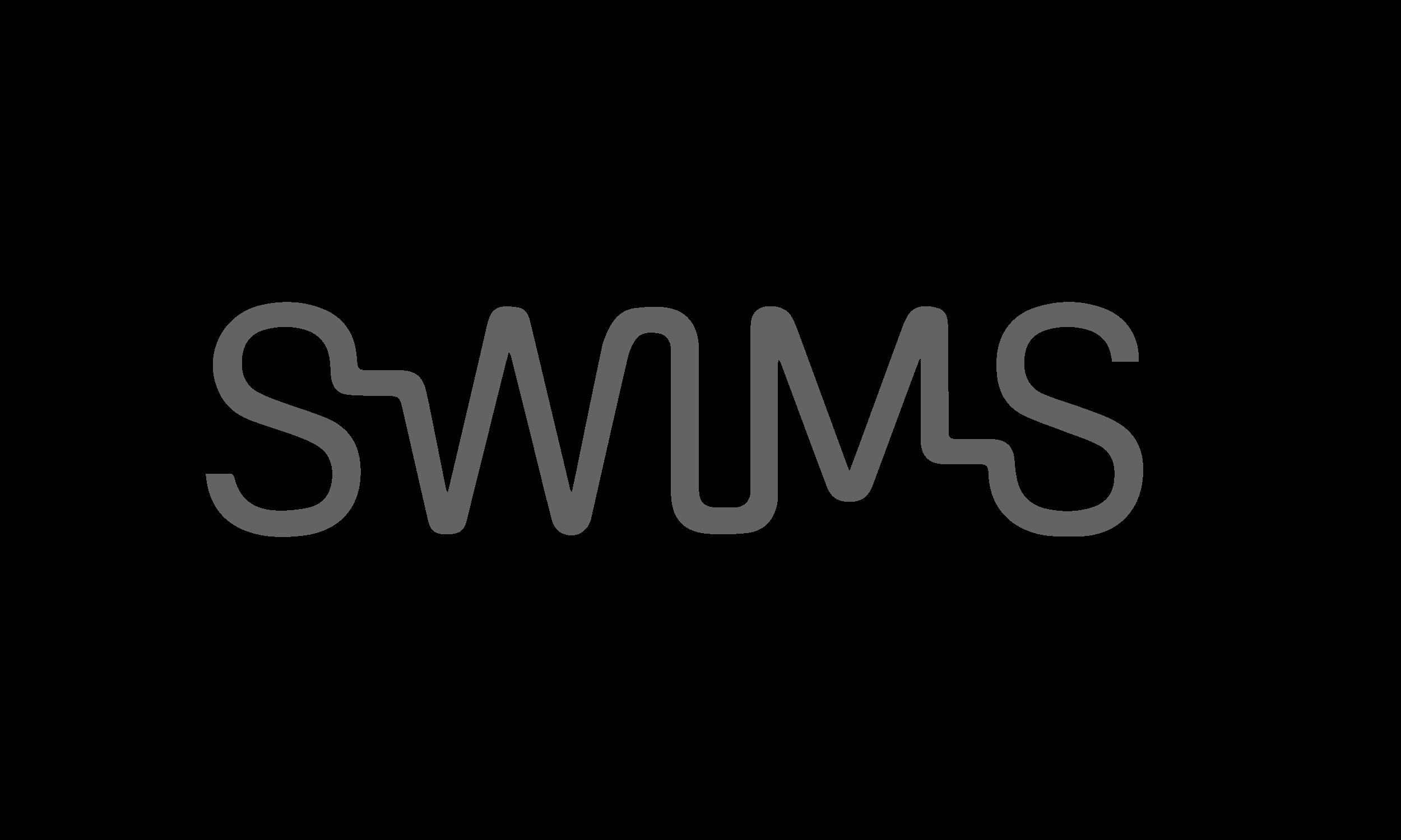 Nigel Holmes Designer Menswear - Swims Logo