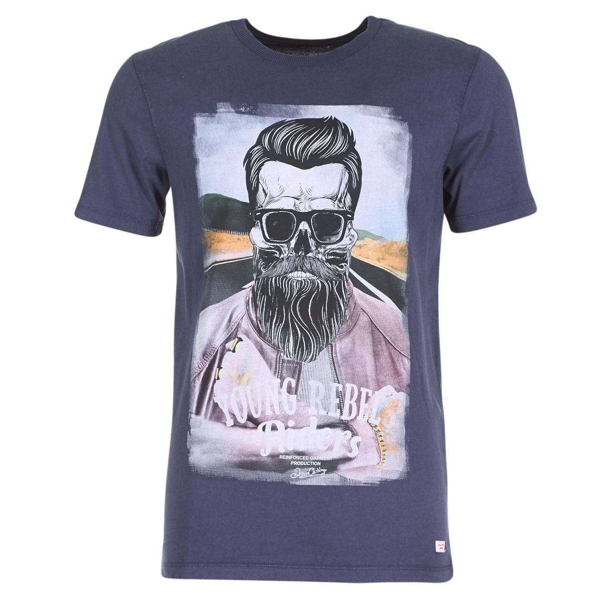 jack-jones-blue-Jorrontan-Mens-T-Shirt-In-Blue