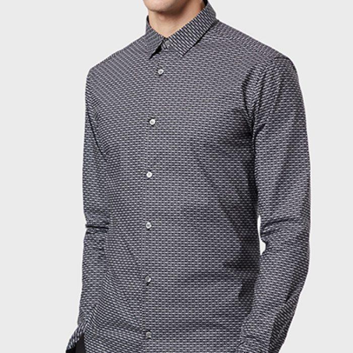 armani-striped-shirt