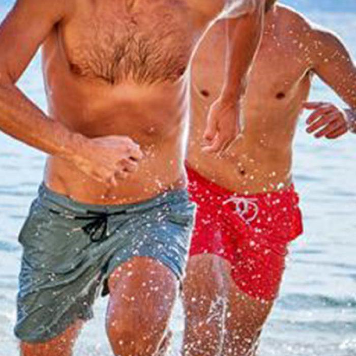 running-beach-models-swims-shorts